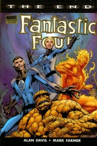 Marvel Comic BooksFantastic Four The End Premiere Hardcover