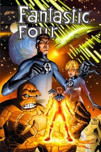 Marvel Comic Books Fantastic Four Vol. 1 Hardcover