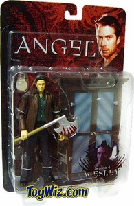 Buffy the Vampire Slayer Angel Figure Series 3 Season 4 Wesley