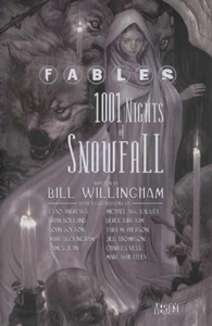 Vertigo Comic BooksFables1001 Nights of SnowfallHardcover