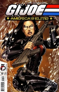 Comic Books GI Joe America's Elite #17