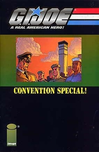 Comic Books GI Joe 2001 Convention Special