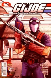 Comic Books GI Joe #14