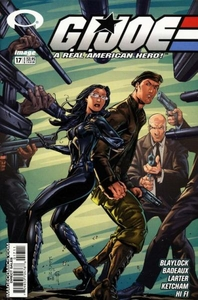 Comic Books GI Joe #17