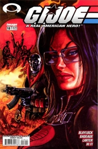Comic Books GI Joe #18