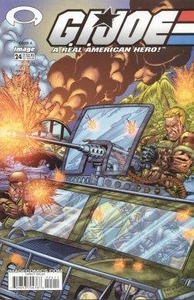 Comic Books GI Joe #24a