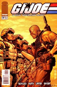 Comic Books GI Joe #7