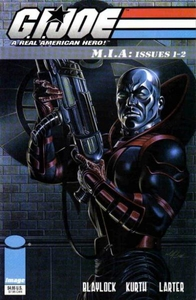 Comic Books GI Joe M.I.A. #1