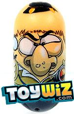 Mighty Beanz 2010 Series 2 Common Nose Single Bean #129 Nosey