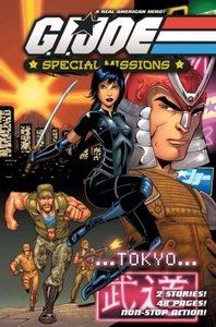 Comic Books GI Joe Special Missions Tokyo