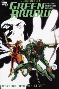 DC Comic Books Green Arrow Vol. 7 Heading Into the Light Trade Trade Paperback
