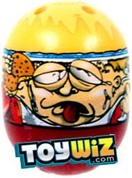 Mighty Beanz 2010 Series 2 Ultra Rare Gym Single Bean #146 Sweaty