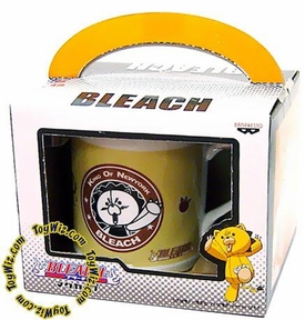 Bleach Banpresto Ceramic Mug Kon Logo