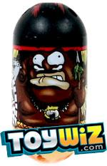 Mighty Beanz 2010 Series 2 Common Safari Single Bean #154 Tribal Warrior