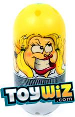 Mighty Beanz 2010 Series 2 Common Game Single Bean #162 Tennis