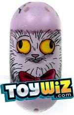 Mighty Beanz 2010 Series 2 Common Cat Single Bean #174 Chinchilla
