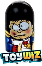 Mighty Beanz 2010 Series 2 Common Historical Single Bean #183 Napoleon