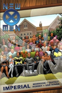 Marvel Comic Books New X-Men Vol. 2 Imperial Trade Paperback