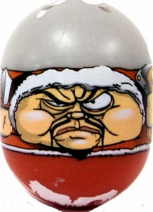 Mighty Beanz 2010 Series 2 Ultra Rare Historical Single Bean #186 Genghis Khan