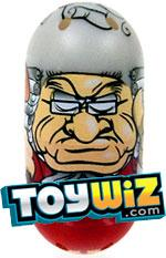Mighty Beanz 2010 Series 2 Common Job Single Bean #193 Judge