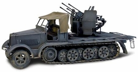 Forces of Valor 1:32 Scale D-Day Commemorative Series German SD Kfz. 7/1 Half Track