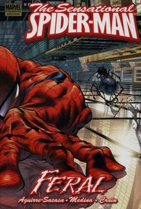 Marvel Comic Books Sensational Spider-Man Feral