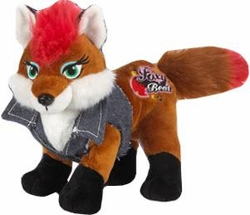 Webkinz Plush Rockerz Fox