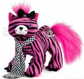 Webkinz Plush Rockerz Punk Princess