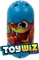 Mighty Beanz 2010 Series 2 Common Egg Single Bean #197 Snake Egg