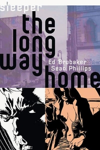 Wildstorm ComicsSleeperVol. 4 The Long Way HomeTrade Paperback