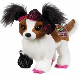 Webkinz Plush Rockerz Pop Star Papillon