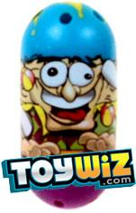 Mighty Beanz 2010 Series 2 Common Royalty Single Bean #209 Jester