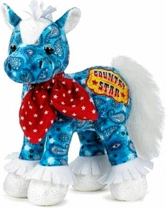 Webkinz Plush Rockerz Country Star Horse