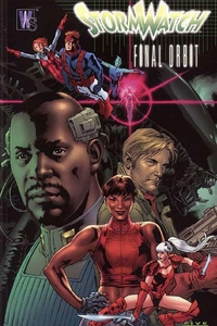 Wildstorm ComicsStormwatchVol. 5 Final OrbitTrade Paperback