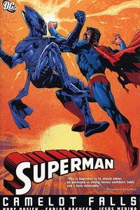 DC Comic Books Superman Camelot Falls Vol. 1 Hardcover