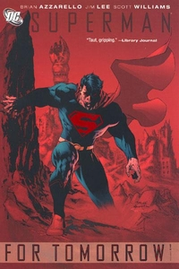 DC Comic Books Superman For Tomorrow Vol. 1