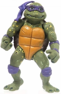 Teenage Mutant Ninja Turtles Movie Star LOOSE Action Figure Donatello [Incomplete]