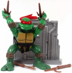 Teenage Mutant Ninja Turtles 2003 Series LOOSE Action Figure Ninja Action Raphael