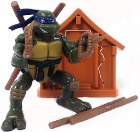 Teenage Mutant Ninja Turtles 2003 Series LOOSE Action Figure Ninja Action Donatello