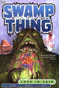 Vertigo Comic BooksSwamp ThingBook 2 Love In VainTrade Paperback