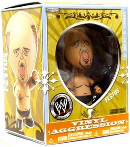 WWE Wrestling Vinyl Aggression 3 Inch Figure Series 6 Festus