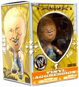 WWE Wrestling Vinyl Aggression 3 Inch Figure Series 6 Jesse