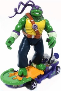 Teenage Mutant Ninja Turtles The Next Mutation LOOSE Action Figure Sewer Thrashin Donatello