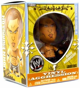 WWE Wrestling Vinyl Aggression 3 Inch Figure Series 6 John Morrison