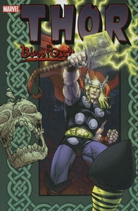 Marvel Comic Books Thor Blood Oath