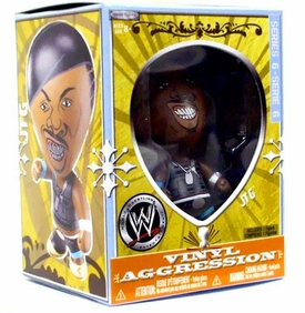 WWE Wrestling Vinyl Aggression 3 Inch Figure Series 6 JTG