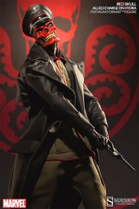 Sideshow Collectibles Marvel 1/4 Scale Premium Format Polystone Statue Red Skull Pre-Order ships September