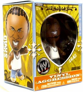 WWE Wrestling Vinyl Aggression 3 Inch Figure Series 6 Shad