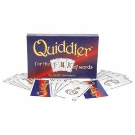 Set Enterprises Family Word Game Quiddler