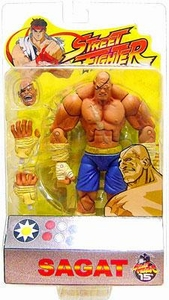 Sota Toys Street Fighter Series 1 Action Figure Sagat
